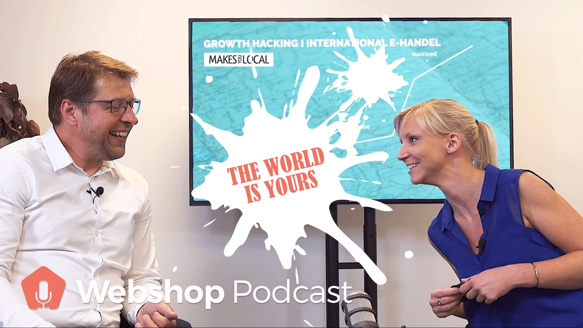 Eksport og e-handel - International webshop og growth hacking
